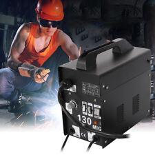 50-120 Ampere Fülldraht Schweißgerät Schutzgas MIG-130 Elektrodenschweißmaschine
