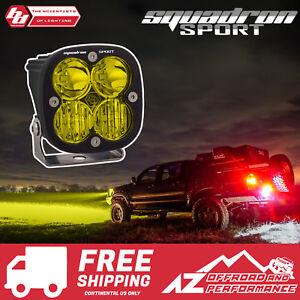 BAJA DESIGNS Squadron Sport   Amber Driving/Combo   LED Light Bar