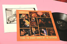 NIRVANA 2LP FROM THE BOUEUX BANKS USA MENTHE WITH BROCHURE
