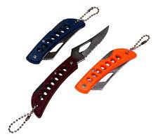 Top 1x Mini Taschenmesser Einhandmesser Rettungsmesser Rettungs Einhand Messer
