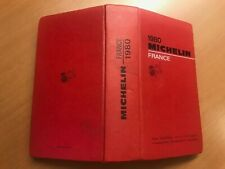 Guide Michelin France 1980