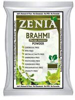 100g Zenia Natural Hair Loss remedy BRAHMI POWDER USA SELLER STRONG HEALTHY HAIR