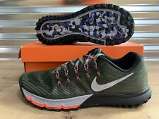 Nike Air Zoom Terra Kiger 3 Running Shoes Cargo Khaki Green SZ ( 749334-302 )