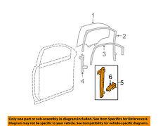 GM OEM Front Door-Window Regulator 25923944
