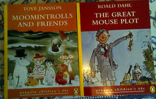 2 Penguin Childrens 60s Moomintrolls and Friends, The Great Mouse Plot