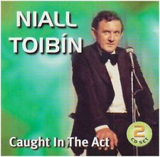 Niall Toibin - Caught in the Act 2CD Stories & Craic From Ireland