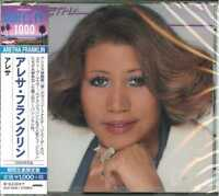 ARETHA FRANKLIN-ARETHA-JAPAN CD Ltd/Ed B63