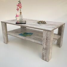 """Couchtisch"""" Bea"""" Canyon White Pine Shabby Chic Landhausstil Made In Germany"""