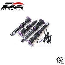 2012-2015 Toyota Yaris Sedan D2 Racing RS Coilovers Lowering Adjustable Coils