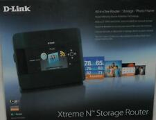 D-Link DIR-685 Xtreme N Storage Router NAS 802.11n LCD - NEW IN BOX!