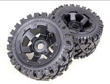 Rear All Terrain wheels set Fit 1/5 HPI Baja 5B rc car parts