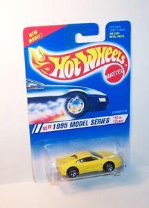 HOT WHEELS Mattel 1995 Model Series #10 Of 12 Cars FERRARI 355 - MOC