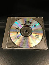 2 Unlimited: The Magic Friend ;Promo CD Single-VG Condition-Radikal Records-1992