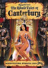 THE RIBALD TALES OF CANTERBURY EROTIC + HYAPATIA LEE BONUS FILM TASTY NEW WS