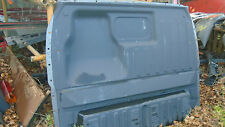 FORD TRANSIT MK 6 METAL  BULKHEAD CAB DIVIDE  2000 TO 2006 COLLECTION ONLY