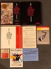 The Ancient Art Of War 1989 Vintage 5.25 3.5 Inch Floppy IBM PC Game Broderbund