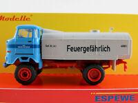 """Busch/Espewe 95261 IFA W50 mit Tank (1973) """"LPG Roter Oktober"""" 1:87/H0 NEU/OVP"""