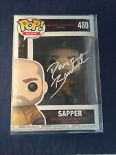 Dave Bautista Blade Runner 2045 Signed Autographed Pop Funko Sapper Box Damage