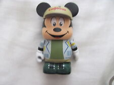"DISNEY VINYLMATION Park Series 11 Mickey California Adventure  3"" Figurine"
