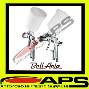 Iwata Bellaria Premium Spray Gun W400 BA 600ML POT 1.3mm