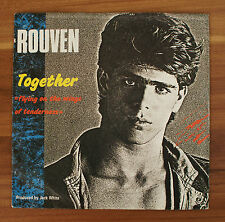 "Single 7"" Vinyl Rouven - Together flying on the wings of tenderness"