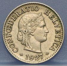 Zwitserland - Switzerland  5 Rappen 1927 KM# 26