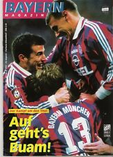 Bayern Magazin 15/48 , Bayern München - Düsseldorf , 26.04.1997