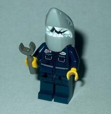 SPONGEBOB #17 Lego Bikini Bottom Mechanic Custom Shark NEW Genuine Legos