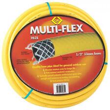 """CK 30m Trade-Duty 1/2"""" Multiflex Reinforced Garden Hose, G7621/30"""