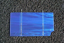 50 3X6 .5V BROKEN solar panel cells preTab with chip
