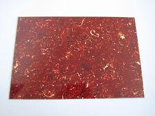 Vintage Tortoise 3 Ply Blank Pickguard Scratch Plate Material Sheet 290x430(mm)