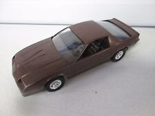 Dealer Promo 1984 Camaro Brown