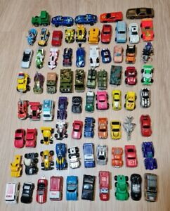 Micro Machines style and similar lot of 75