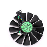 Single/Dual Fan Radiator Cooler Fans for Asus GTX 1080Ti T129215SMGraphics Card