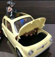 USJ Lupin III popcorn bucket Jigen figure Universal Studio Japan Limited