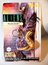 Alien Chestburster H R Giger Keychain Hobby Tsukuda Japan RARE 1997 Collectors