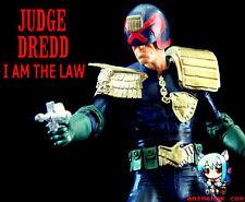 Comic Movie Judge Dredd 1/6 Figure Vinyl Model Kit