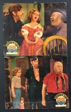 Captain January Jumbo Lobby Cards 1935 Shirley Temple    *Hollywood Posters*