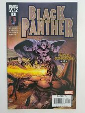 BLACK PANTHER #9 (F/VF) DRAGON MAN, WOLVERINE COVER & APPEARANCE; X-MEN