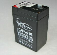 Wildgame Innovations 6-Volt eDRENALINE Rechargable Battery WGI-6VB #6VB