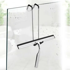 Professional Stainless Steel Glass Window Wiper Bathroom Shower Squeegee Cleaner