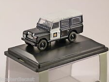 LAND ROVER Series II SW Hong Kong Police - 1/76 scale model OXFORD DIECAST