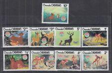 D413. Grenada - MNH - Cartoons - Disney's - Christmas - Characters