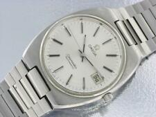 Omega Seamaster Automatic Watch Stainless Steel Vintage Mens Watch Silver Dial