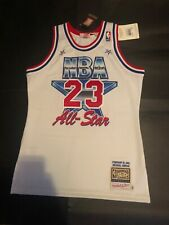093c01b2ca3f 100% Authentic Michael Jordan Mitchell Ness 1991 All star Jersey Size M 40