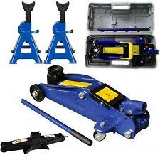New Listinghydraulic Floor Trolley Jack Lifting Scissor Jack Heavy Duty Car Van Lifting