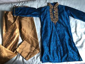 Boys 7-8 Sherwani /indian Outfit
