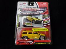 Tracksters Yellow Hummer H2 Premiere Limited Edition 1:64