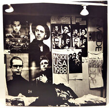 "DEPECHE MODE  "" 101 ""  -  2 × Vinyl, LP, Album, Envelope Sleeve -  1989 UK"