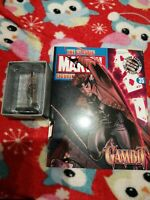 Eaglemoss Marvel Classic Figurine Collection Issue 35 Gambit With Magazine
